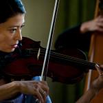 Violinist, Laura Frautschi